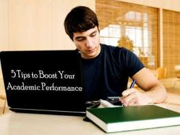 5 Tips to Boost Your Academic Performance